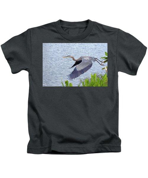 True Blue #2 Kids T-Shirt