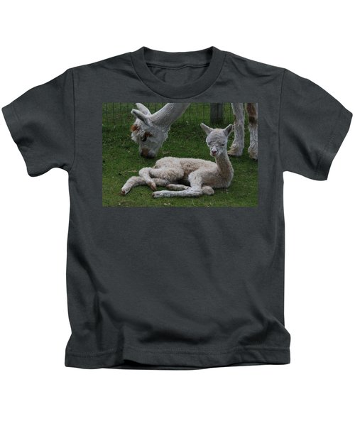 Two Hours Old Kids T-Shirt