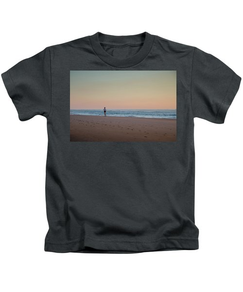 Up And Running Kids T-Shirt