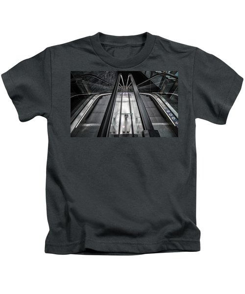 Up Or Down Kids T-Shirt