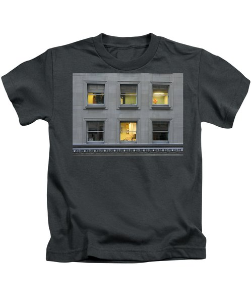 Urban Windows Kids T-Shirt