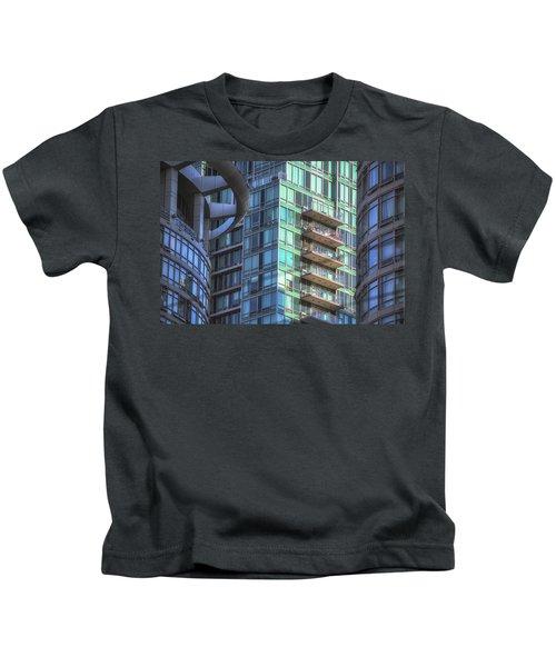 Vancouver Architecture No 2 Kids T-Shirt