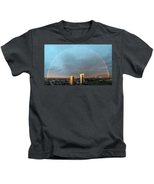 Vancouver Rainbow Kids T-Shirt