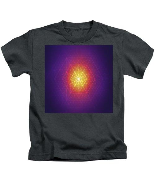 Vector Equilibrium Kids T-Shirt