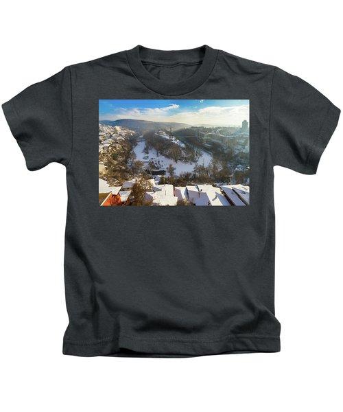 Veliko Turnovo City Kids T-Shirt