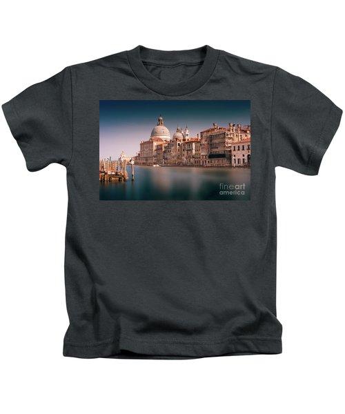 Venice Grand Canal Kids T-Shirt