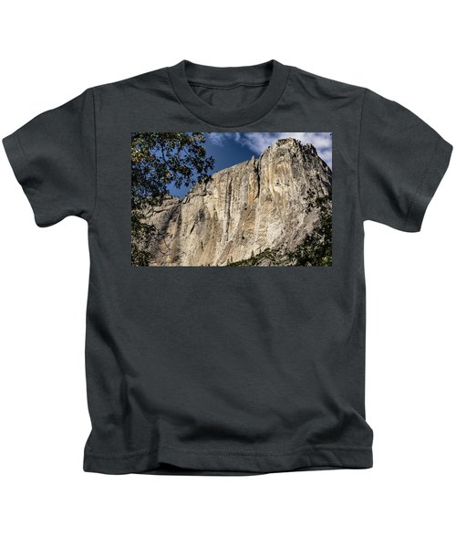 View From The Capitan Kids T-Shirt