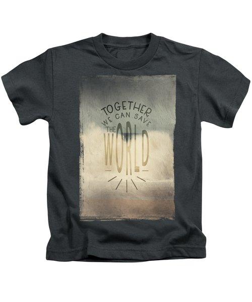 Vintage Surf Kids T-Shirt
