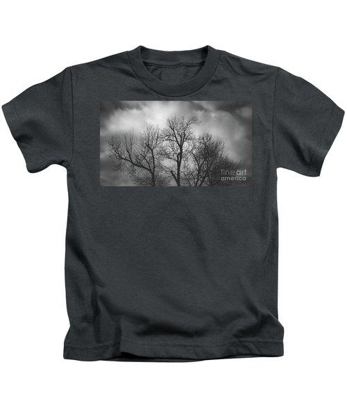 Waiting Bird Kids T-Shirt