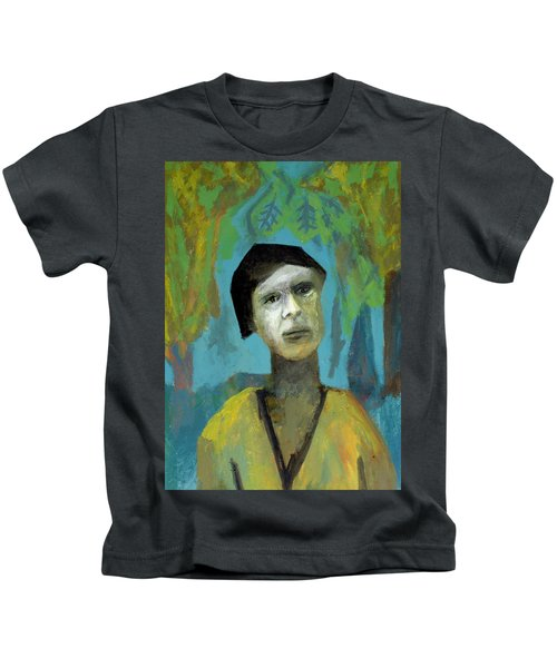 Walking In A Forest Kids T-Shirt