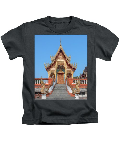 Wat Nong Tong Phra Wihan Dthcm2639 Kids T-Shirt