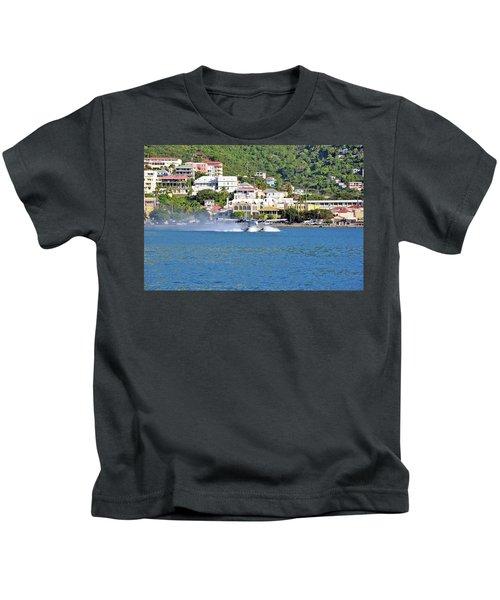 Water Launch Kids T-Shirt