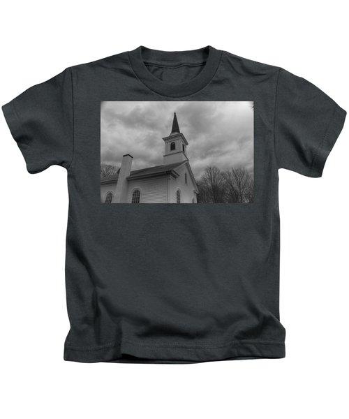 Waterloo United Methodist Church - Detail Kids T-Shirt