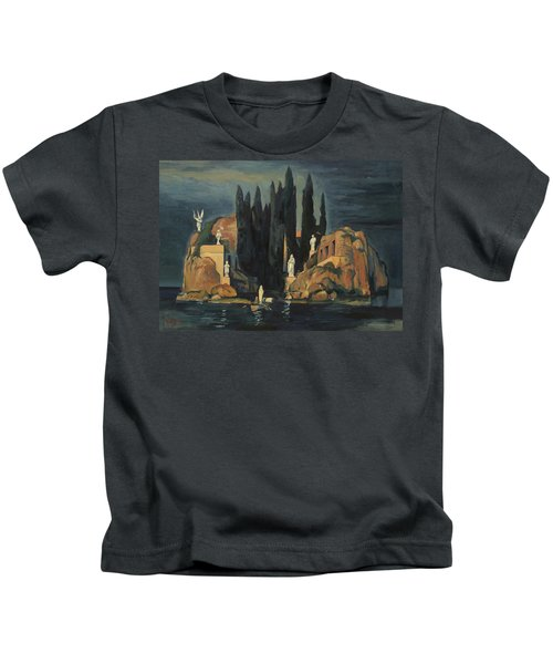 We Are Waiting For You Kids T-Shirt