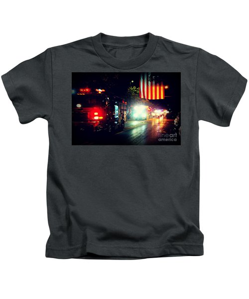 We Remember 9/11 Kids T-Shirt