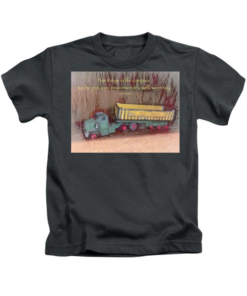 Well-worn Toy Kids T-Shirt