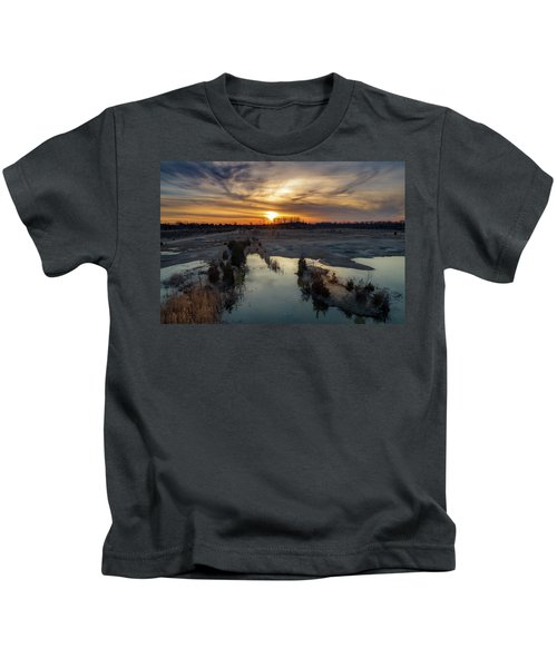What A View Kids T-Shirt