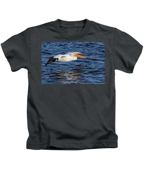 White Pelican Cruising Kids T-Shirt