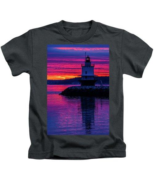 Wow Sunrise Kids T-Shirt