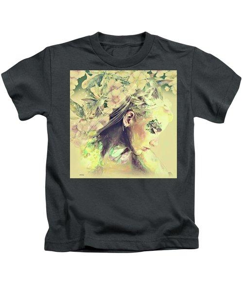 To Sleep And To Dream Kids T-Shirt
