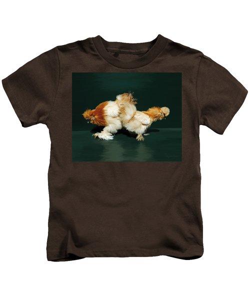 45. Sand Silkies Kids T-Shirt