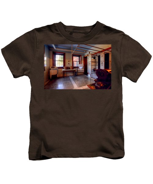 Glensheen Mansion Duluth Kids T-Shirt