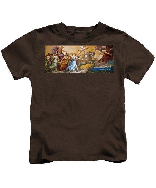 Aurora Kids T-Shirt by Guido Reni