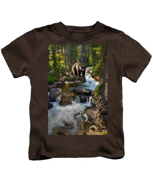 Bear Necessity Kids T-Shirt