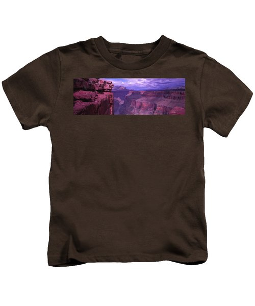 Grand Canyon, Arizona, Usa Kids T-Shirt by Panoramic Images