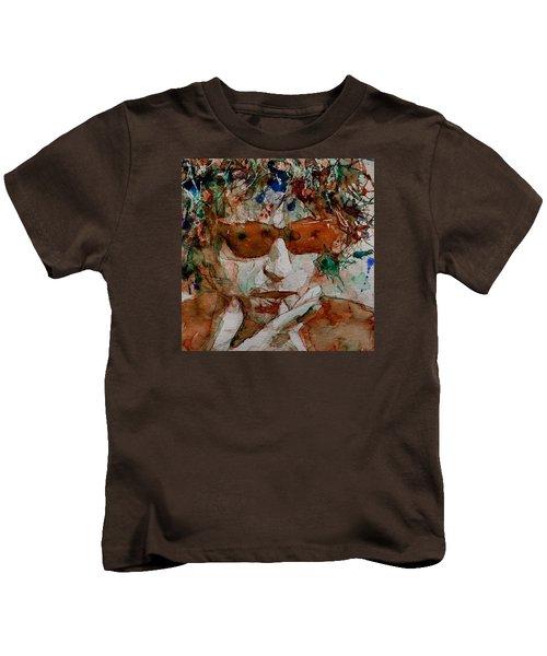 Just Like A Woman Kids T-Shirt