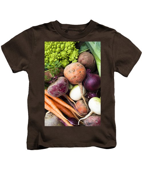 Mixed Veg Kids T-Shirt