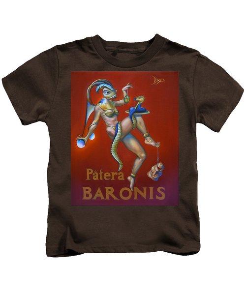 Patera Baronis Kids T-Shirt