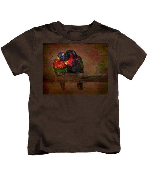 Secrets Kids T-Shirt by Susan Candelario