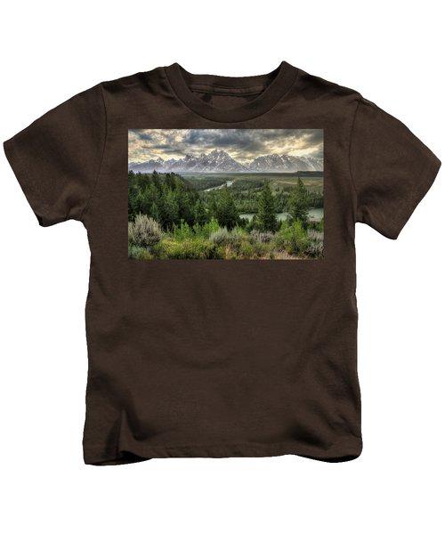 Sunstorm  Kids T-Shirt