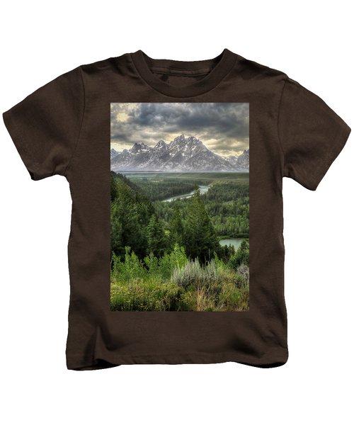 Teton Visions Kids T-Shirt