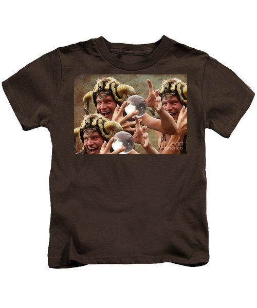 Magic Man Kids T-Shirt