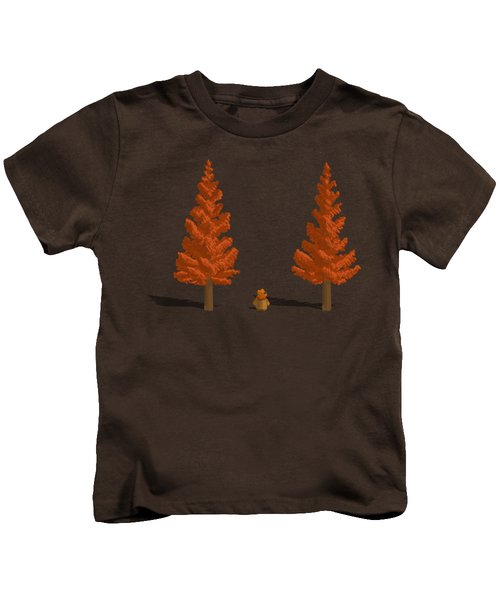 Among The Giants Kids T-Shirt