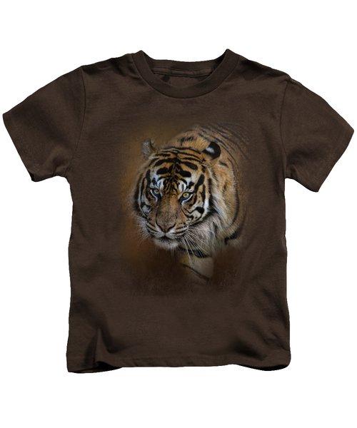 Bengal Stare Kids T-Shirt