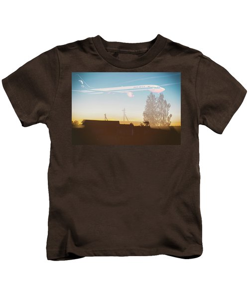 Countryside Boeing Kids T-Shirt