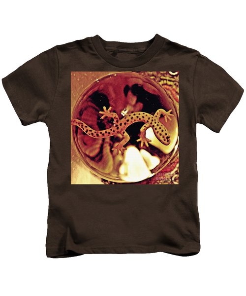 Crystal Ball Project 28 Kids T-Shirt