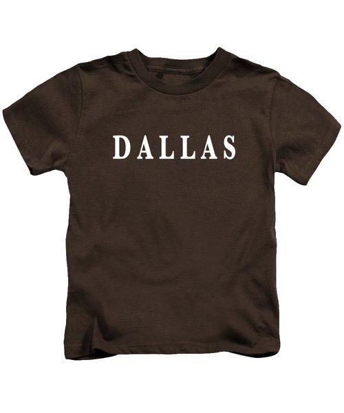 Dallas Kids T-Shirt