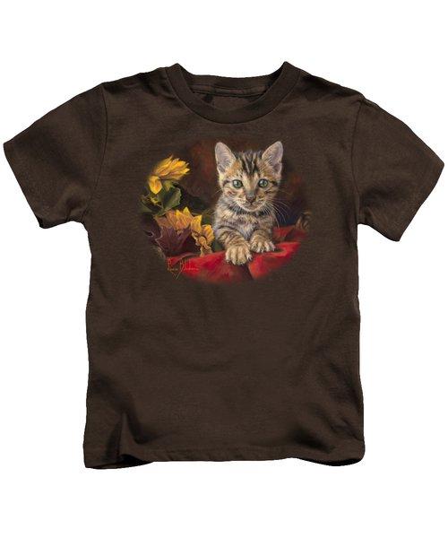 Darling Kids T-Shirt by Lucie Bilodeau