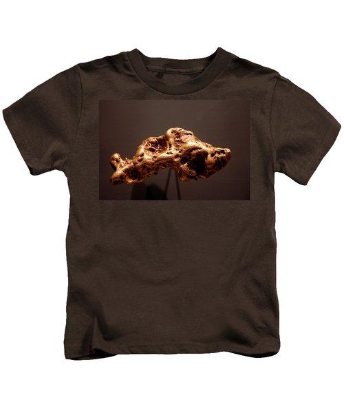 Golden Nugget Kids T-Shirt by LeeAnn McLaneGoetz McLaneGoetzStudioLLCcom