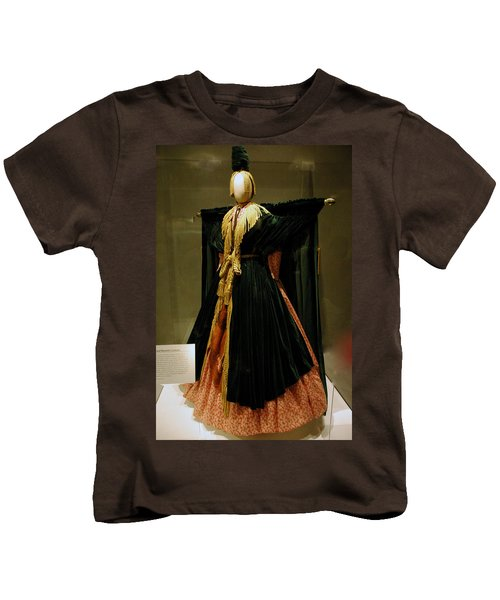 Gone With The Wind - Carol Burnett Kids T-Shirt by LeeAnn McLaneGoetz McLaneGoetzStudioLLCcom