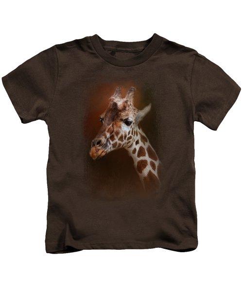 Long Neck Kids T-Shirt