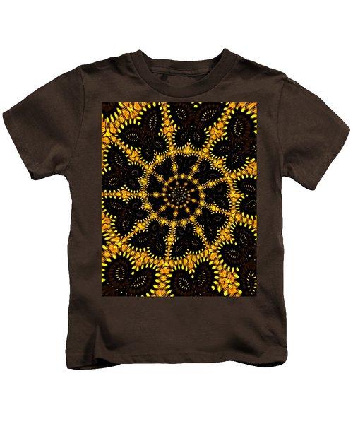 March Of The Butterflies Kids T-Shirt