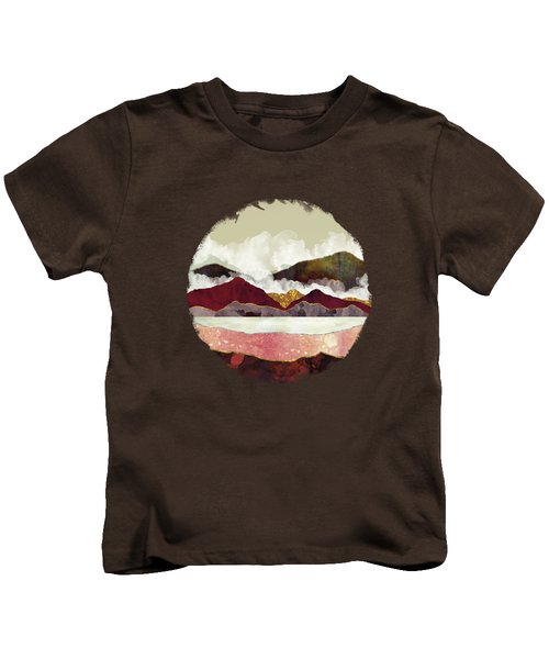 Melon Mountains Kids T-Shirt
