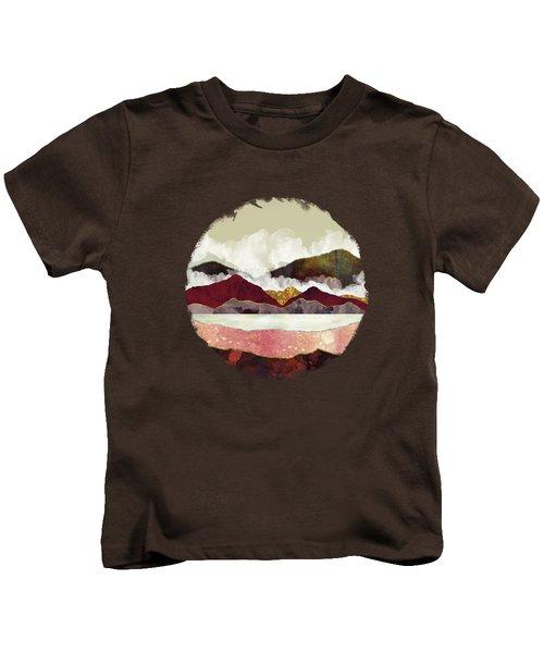 Melon Mountains Kids T-Shirt