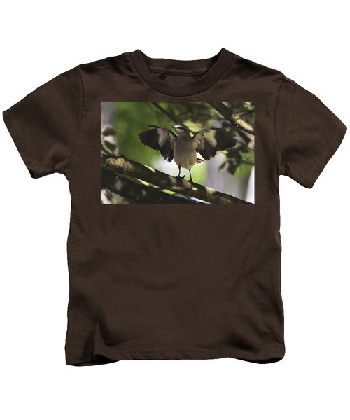 Mockingbird  Kids T-Shirt by Terry DeLuco