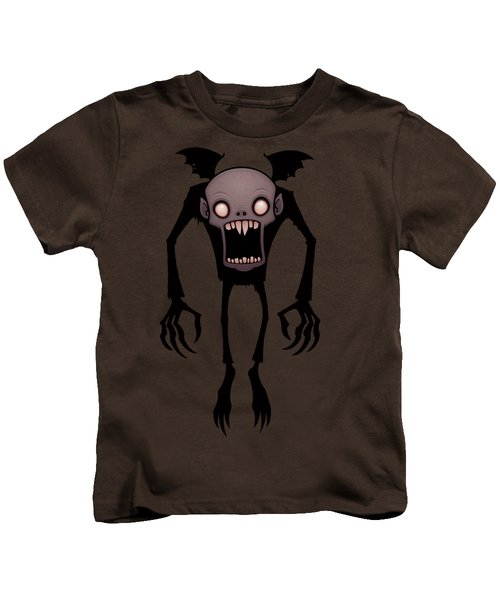 Nosferatu Kids T-Shirt by John Schwegel
